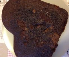 Torta al cacao senza uova,latte e burro