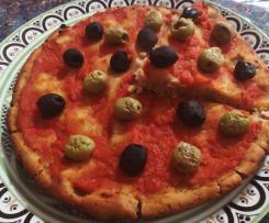 Pizza naturalmente senza glutine
