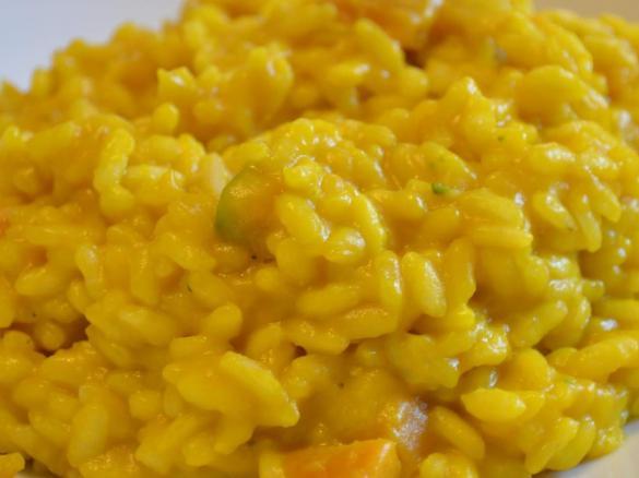 Ricette bimby risotti con zucca