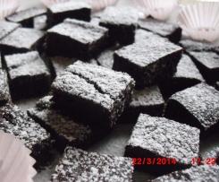Quadrotti cioccolatosi