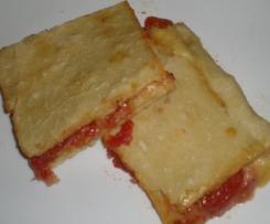 PIZZA MARGHERITA COPERTA