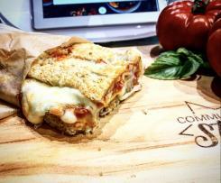 Pizzette al taglio alla Sarda
