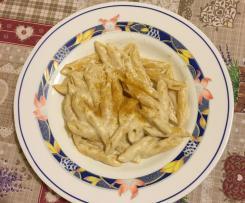 Pasta risottata alla ricotta e bottarga di muggine-Contest pasta risottata