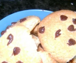 Biscotti gocciole