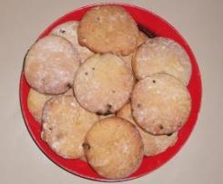 biscotti delicati senza burro con yogurt e gocce di cioccolato