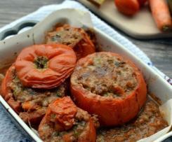 Pomodori Ripieni di Carne e verdure