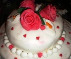 Torta di compleanno Katia