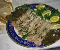 canocchie gratinate