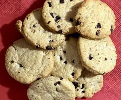 Biscotti senza Uova e Burro