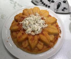 Lasagna di polenta di papà /Contest lasagne