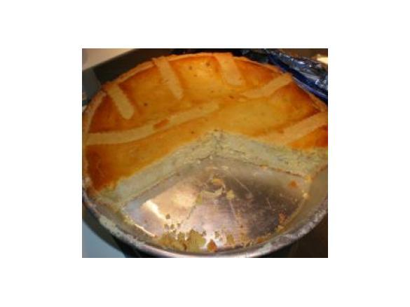 Pastiera Napoletana Con Crema Pasticcera è Un Ricetta Creata Dall