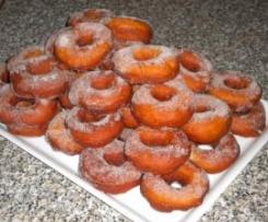 Ciambelline fritte carnevale