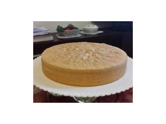 Pan di spagna montersino un ricetta creata dall 39 utente ernesto75 questa ricetta bimby - Glassa a specchio su pan di spagna ...