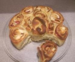 torta di rose salata sofiiiiiiiiiiicisiiima