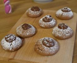 Nutellotti con crema alle nocciole home made