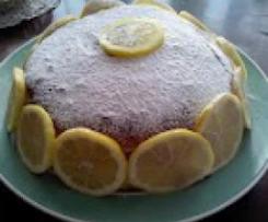 torta farcita al limone