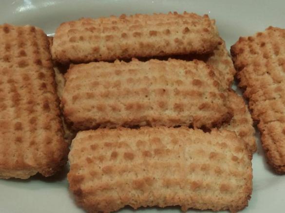 Ricette Dolci Bimby Senza Uova.Biscotti Al Latte Friabili Senza Uova