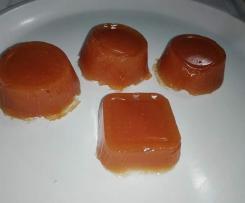 Marmellata di mele cotogne in forme