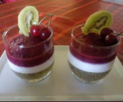 PANNA COTTA MADE IN ITALY- CONTEST TRICOLORE