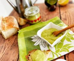 Maionese di avocado (vegan)