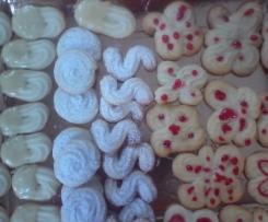 biscotti con sac-à-poche
