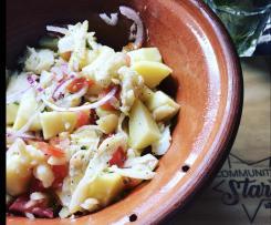 Baccalà ad insalata cottura sottovuoto