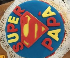 Torta Super Papà