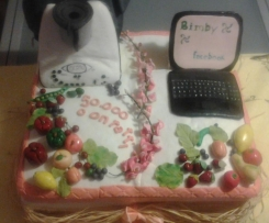 50.000 BimbyFan - Torta festeggiamento