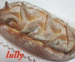 pane a spiga con patate