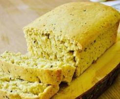 Plumcake salato al formaggio e olive