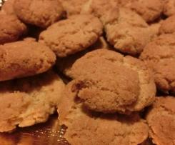 Coccole - biscotti al cocco