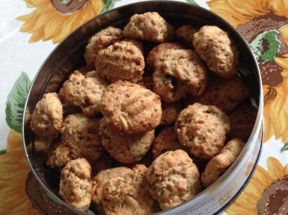 ricetta biscotti senza grassi e uova