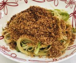 Spaghettini con cardi murgiani