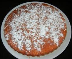 torta soffice al limone in 1 minuto