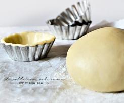 Pie crust, la pasta brisè dolce