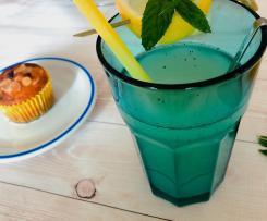 Bevanda allo zenzero, limone e menta
