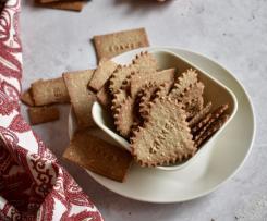 Cracker di grano saraceno