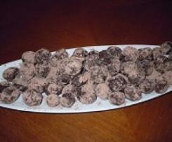 palline dolci al mascarpone