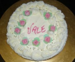 torta facile di compleanno (per apprendiste pasticcere)