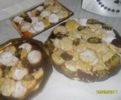 i miei biscotti con la sparabiscotti