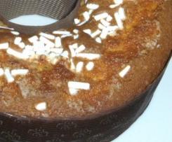 Ciambellone con granella di zucchero