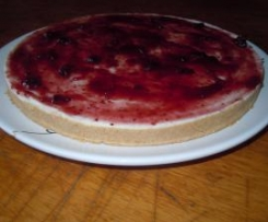 Cheesecake Mascarpone e Philadelphia light
