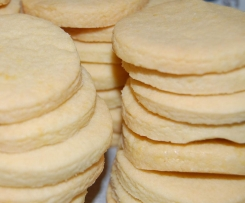 BISCOTTI SABLE' (ricetta bimby)