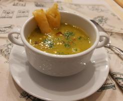 Zuppa cuore caldo con verdure, porcini e cialdine di parmigiano  CONTEST RICETTE LEGGERE