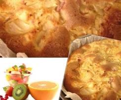 Torta macedonia (senza Lattosio)