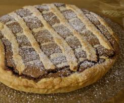 Torta di San Biagio (tradizione mantovana)