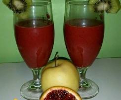 Frullato kiwi mela arance