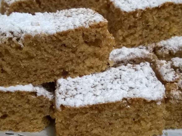 Torta Delicata E Profumata Con Amaretti E Nocciole è Un Ricetta