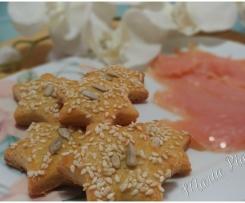 BISCOTTI AL SALMONE  (Contest biscotti salati )