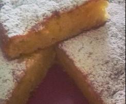 torta di mele e uvetta sultanina(spugnosa)